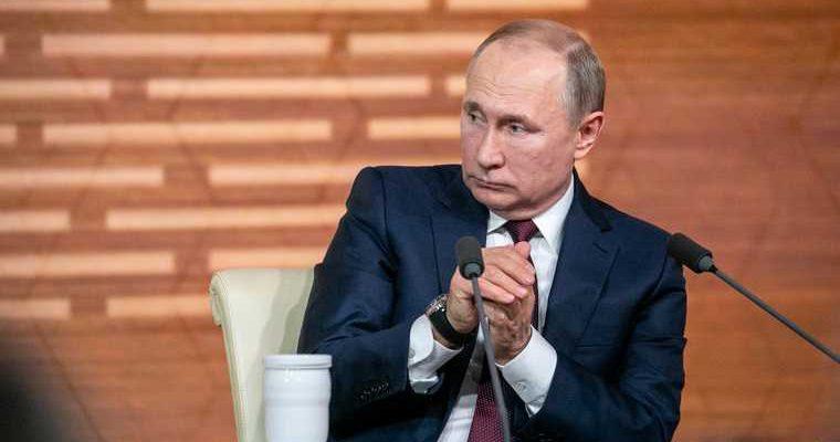 Путин коронавирус в ХМАО