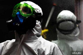 екатеринбург сколько заболевших коронавирус