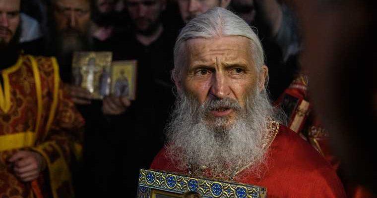 схиигумен Сергий создает воинство христово