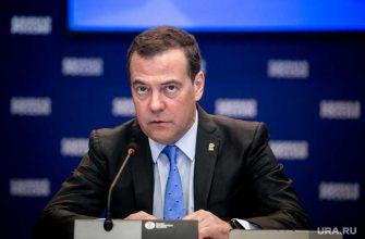 Медведев раскрыл планы Госдумы и Единой России