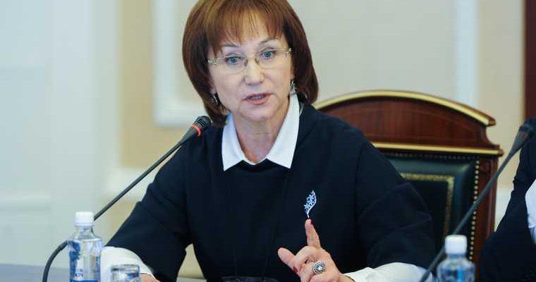 Уполномоченная по правам человека ХМАО Стребкова голодовка бизнесмен Коныгин закрытие магазина коронавирус