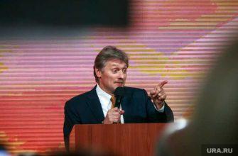В кремле оценили санкции кадырова против госсекретаря сша