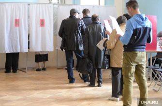 довыборы в гордуму екатеринбурга