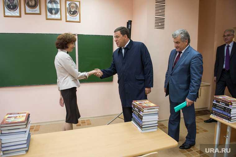 Евгений Куйвашев работа школ после карантина