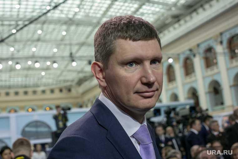 нацплан спасение экономики Максим Решетников