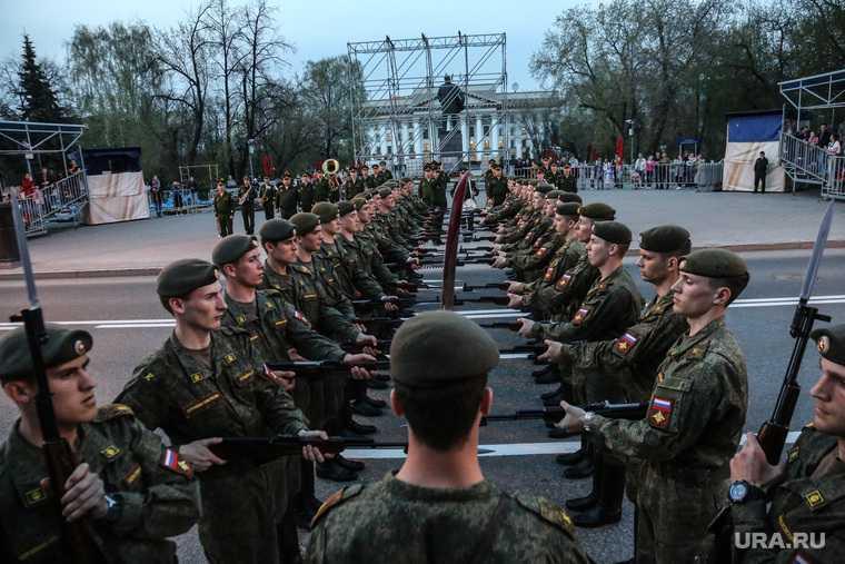военное училище Тюмень