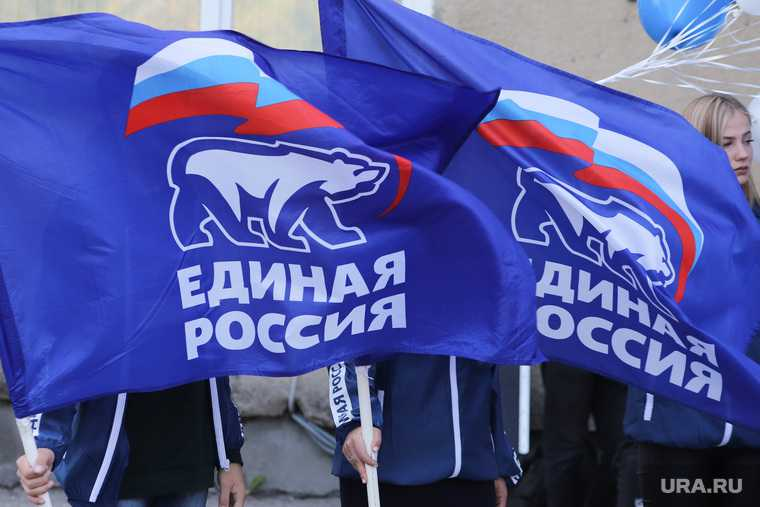 Брифинг Единой России. Курган