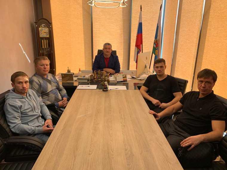 Свердловская область поддержка бокс