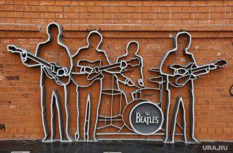 убийство The Beatles Джон Леннон умер убийство смерть
