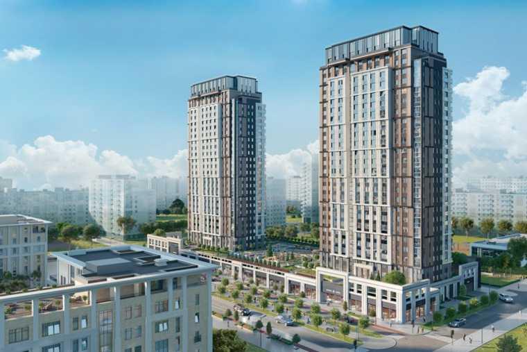 ВЕкатеринбурге начали строить квартиры будущего