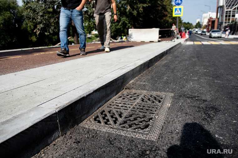 Екатеринбург водоотведение ливневки ремонт