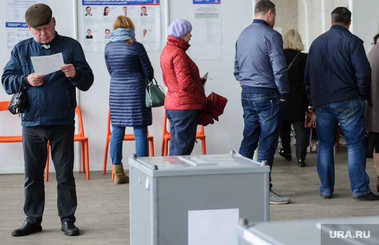 основной день голосования ЯНАО 2020