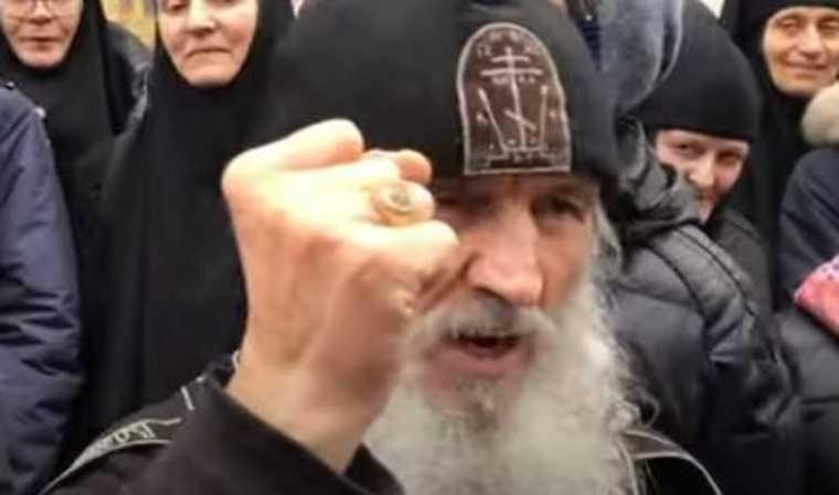 отец сергий перешел наступление перстень императора