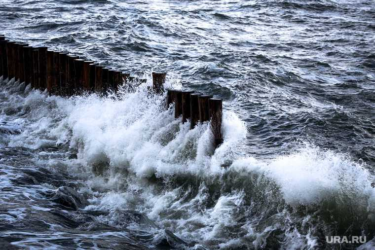 рейд по пляжу на Камчатке