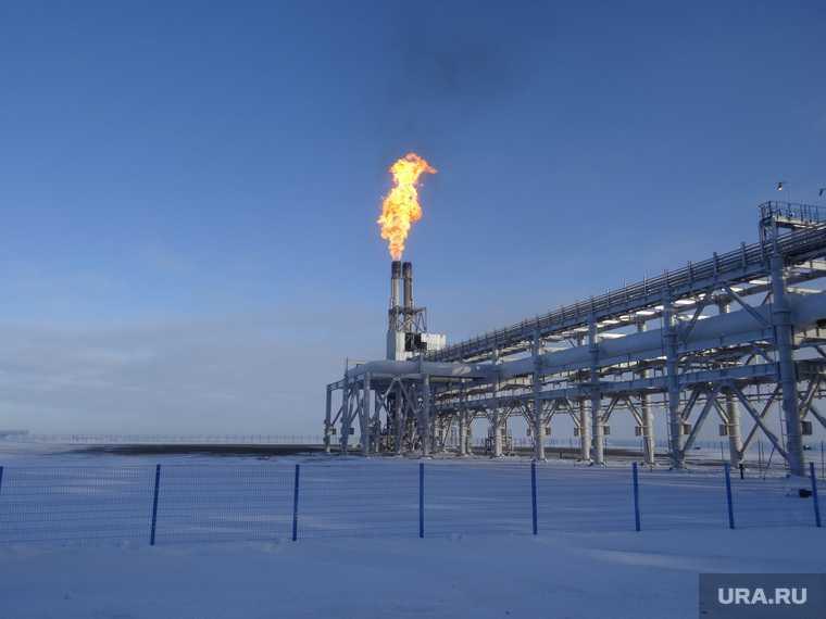 Газпром Ямальский контракт
