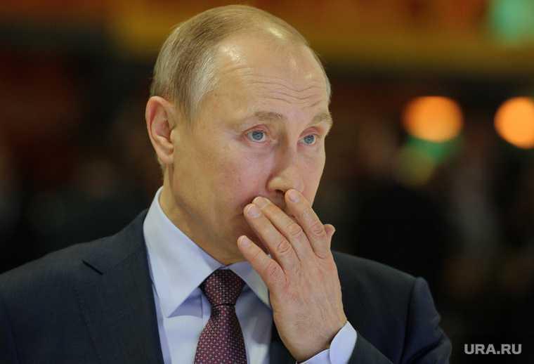 Путин тотальный карантин коронавирус Россия