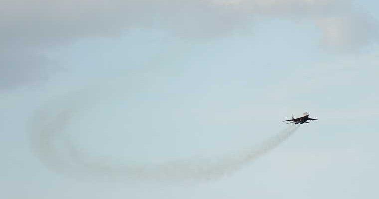 в Азербайджане нашли турецкие истребители F-16