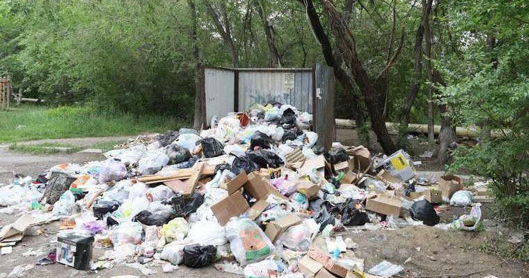 как решить проблемы с вывозом мусора