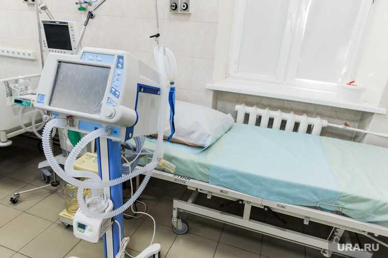 новости хмао сколько мест в больницах сколько болеет коронавирусом COVID-19 коечный фонд хмао