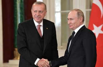 Путин Эрдоган конфликт Карабах