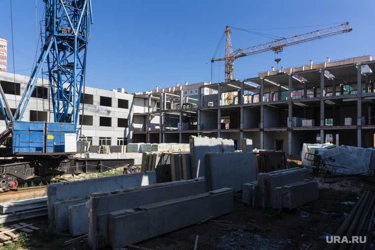 Екатеринбург дефицит школ