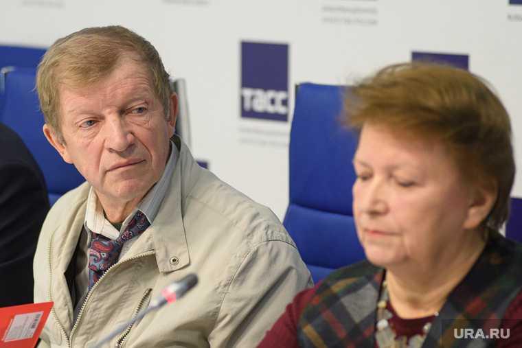 Пресс-конференция по гибели группы Дятлова. Екатеринбург