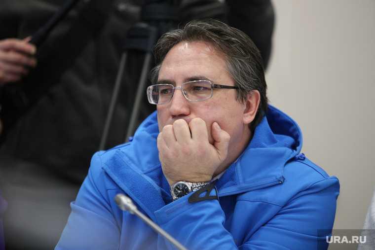Пресс-конференция ко дню памяти дятловцев. Екатеринбург