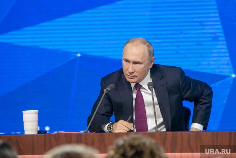 Владимир Путин Конституция поправки новые законы Совет Безопасности РФ