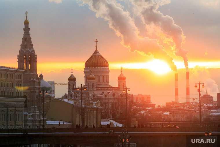 погода в Московской области