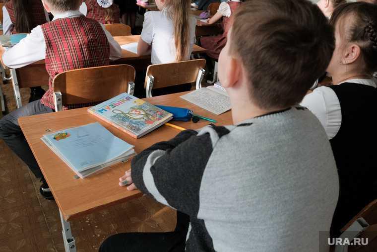 Как работают тюменские школы во время пандемии