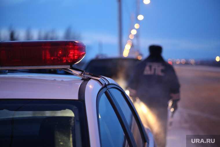В Тобольск стянули десятки нарядов ДПС