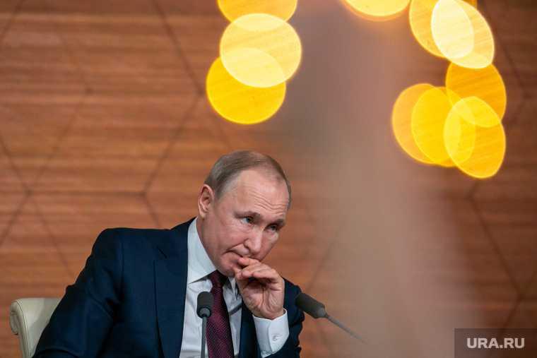 Путин о деле Сафронова