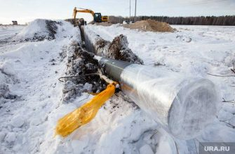 газопровод в Сербии