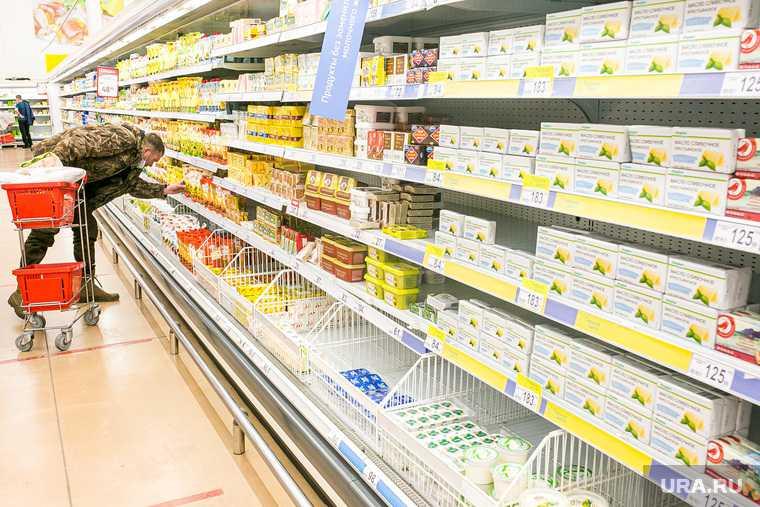 проверка цен на продукты Генпрокуратуры РФ