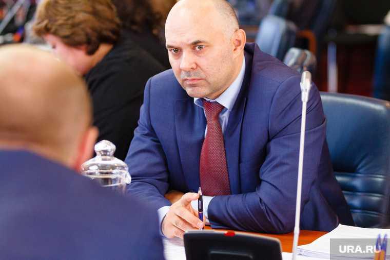 Депутат Думы ХМАО Филатов кандидат выборы главы Сургута