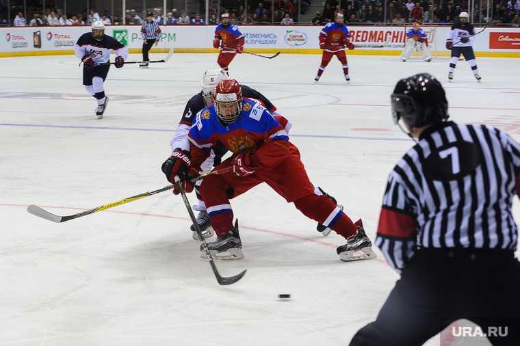 Беларусь лишили права проводить чемпионат мира по хоккею