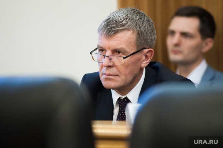 мэрия Екатеринбурга Орлов отставки