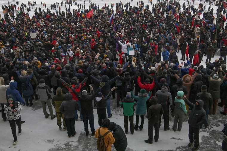 акция Навальный Пермь