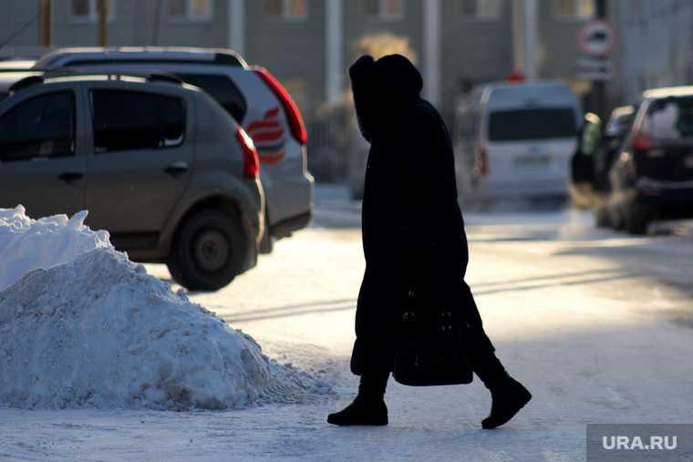 холод Курганская область