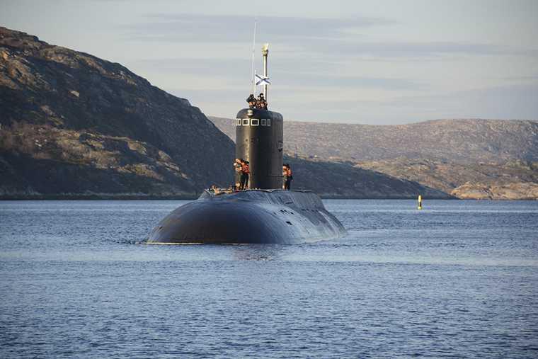 какие корабли есть на вооружении у России