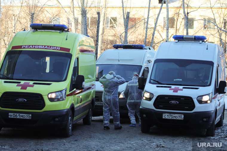 коронавирус смертность убыль населения Свердловская область