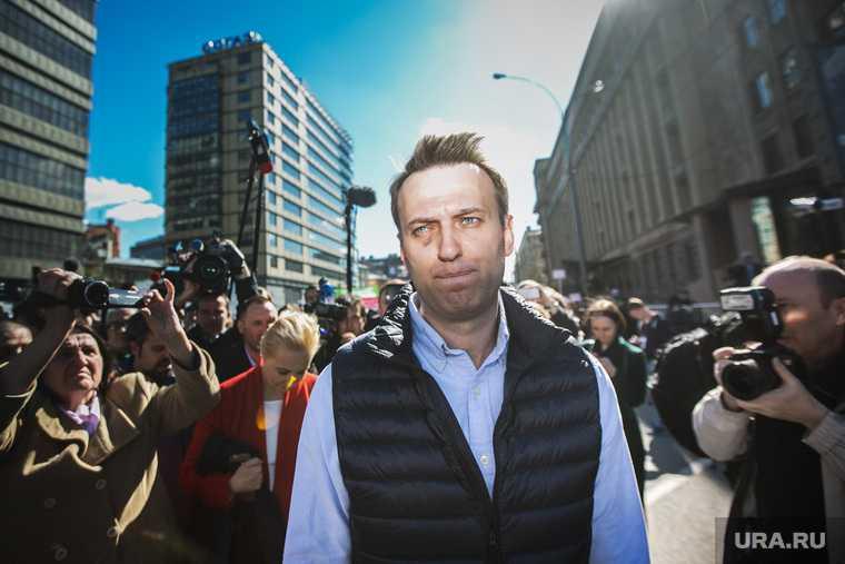 навальный срок тюрьма когда выйдет