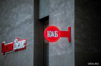 Красное белое открытие магазина в Салехарде