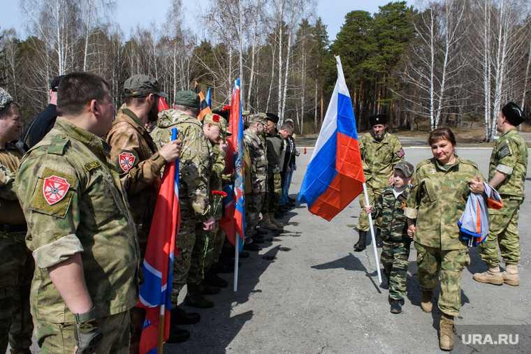 война Донбасс Россия добровольцы готовы ли вернутся Максим Хлопин