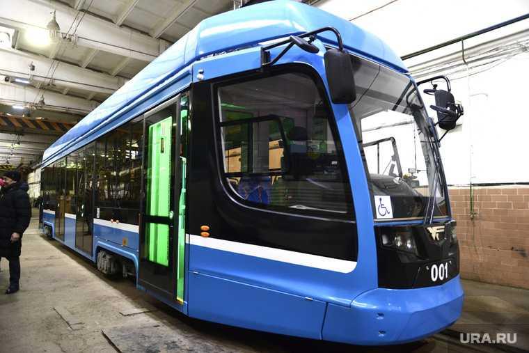 Трамвай. Челябинск