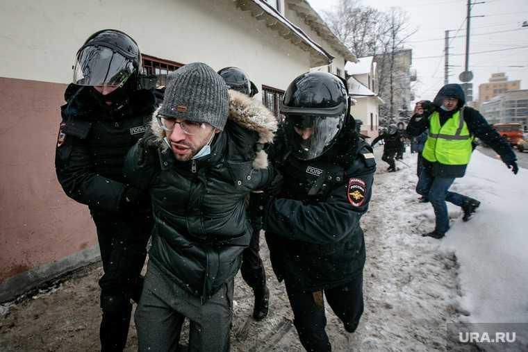 акция Навальный