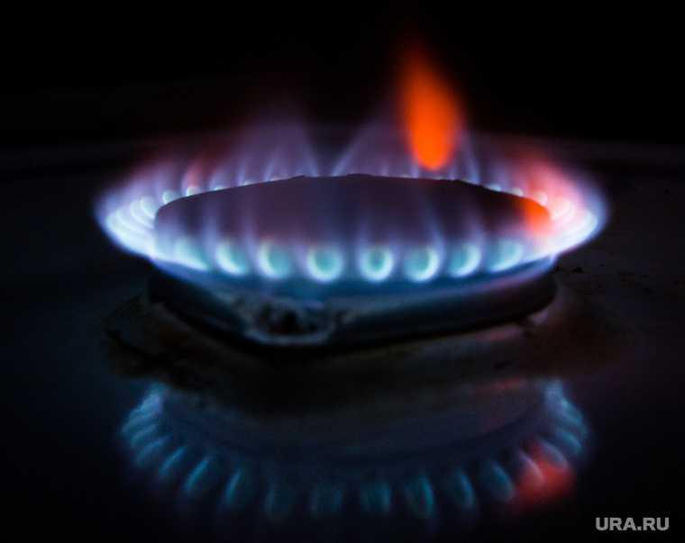 почему нет газа Курган