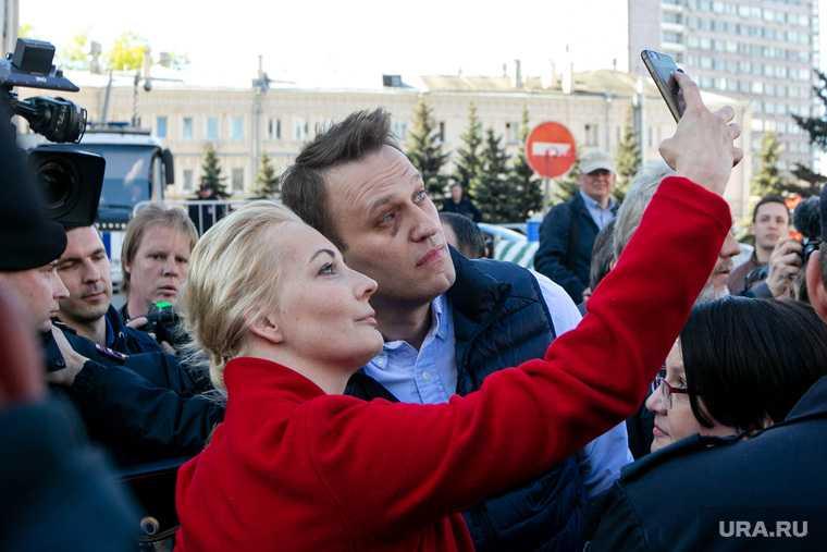 Навальная письмо из СИЗО