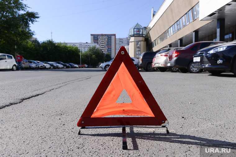 Челябинская область ДТП авария трасса м5 грузовики водитель смерть