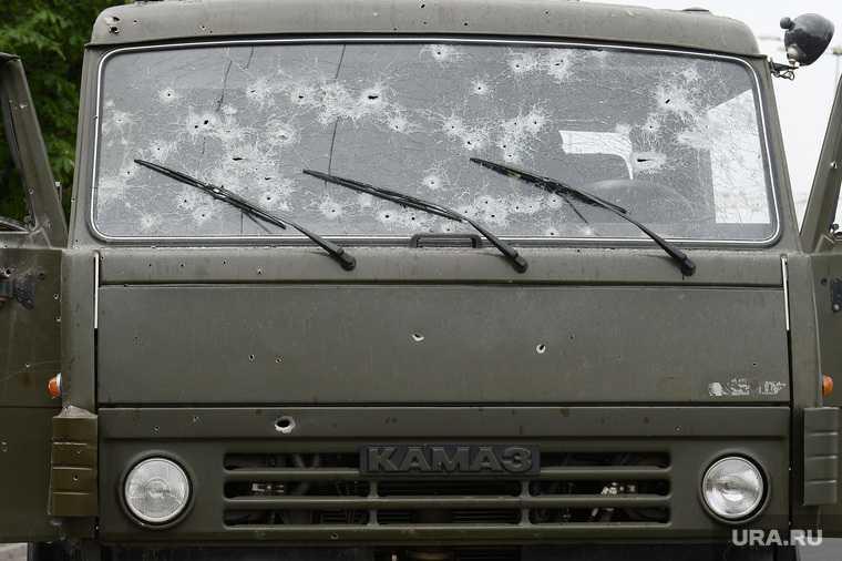 Украина обвинила ополчение Донбасс нарушение договоренности прекращение огня Россия